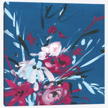 Blooming Night III 3-Piece Canvas #WNG637} by Melissa Wang Canvas Art