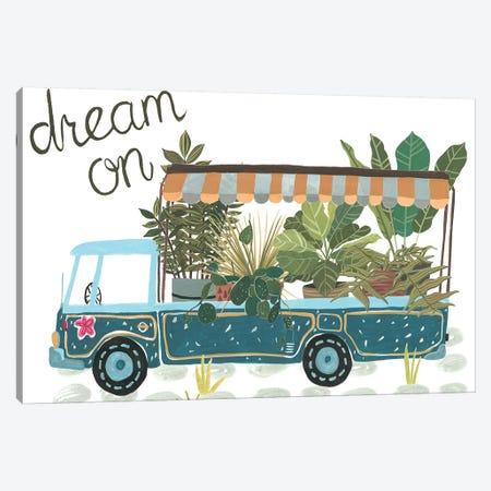 Hit the Road I Canvas Print #WNG639} by Melissa Wang Art Print
