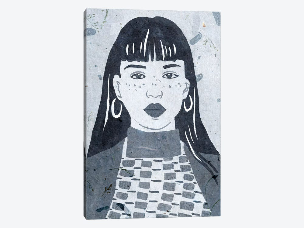 Night Portrait I by Melissa Wang 1-piece Canvas Artwork