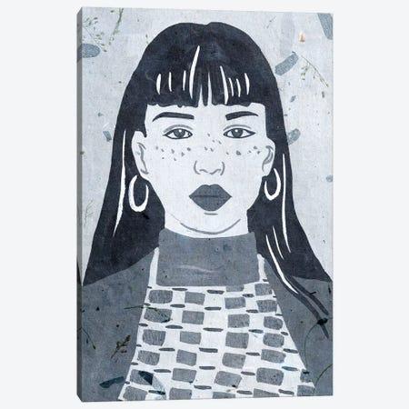Night Portrait I Canvas Print #WNG658} by Melissa Wang Canvas Print