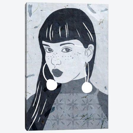 Night Portrait II Canvas Print #WNG659} by Melissa Wang Canvas Print
