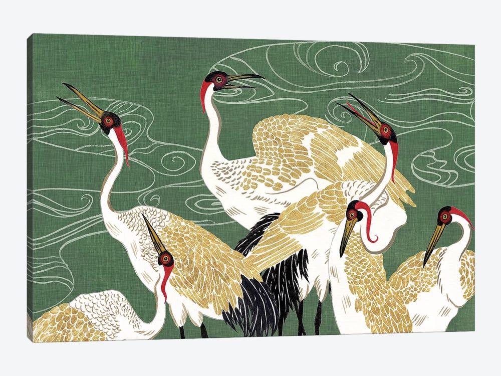 Beyond the Moon I by Melissa Wang 1-piece Art Print