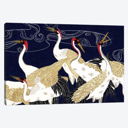 Beyond the Moon IV Canvas Print #WNG671} by Melissa Wang Art Print
