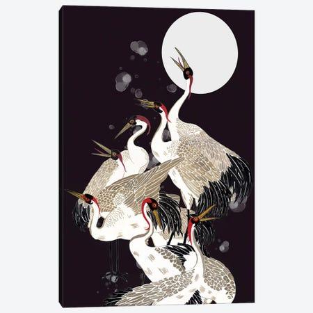 Winter Etude II Canvas Print #WNG673} by Melissa Wang Canvas Print