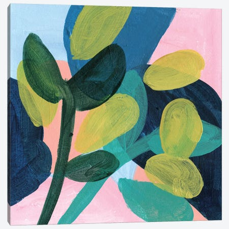 May Branches II 3-Piece Canvas #WNG676} by Melissa Wang Canvas Artwork