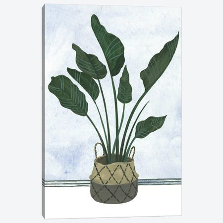 Mes Plants III 3-Piece Canvas #WNG679} by Melissa Wang Canvas Print