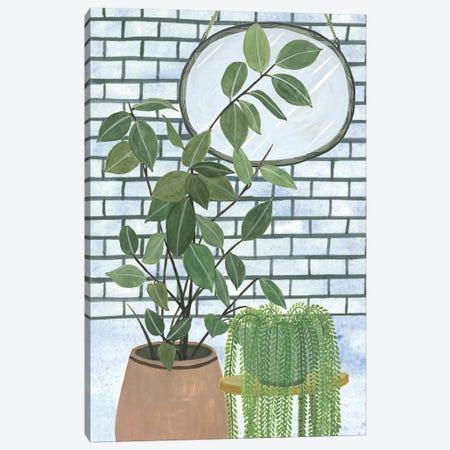 Mes Plantes Collection Canvas Print #WNG682} by Melissa Wang Canvas Artwork