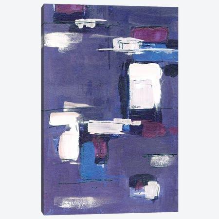 Blue Mountains Abstract I Canvas Print #WNG688} by Melissa Wang Canvas Art