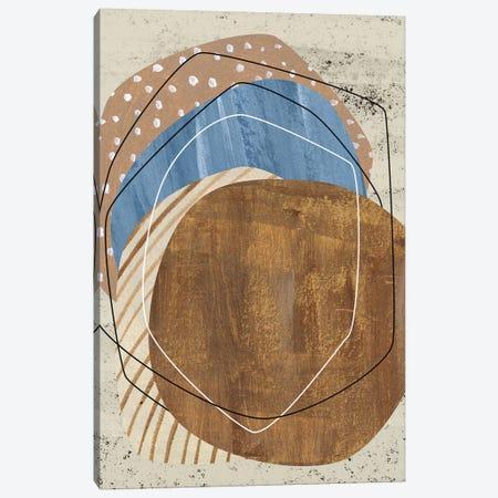 Dust Storm I 3-Piece Canvas #WNG704} by Melissa Wang Canvas Artwork