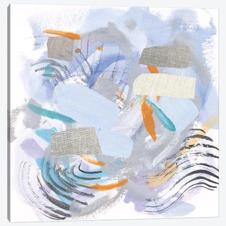 Glacier I Canvas Print #WNG712} by Melissa Wang Canvas Wall Art