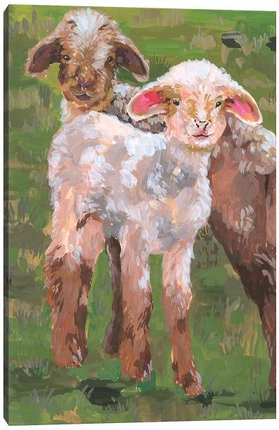 In the Meadow II Canvas Art Print