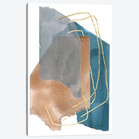 Matter Dissolving I Canvas Print #WNG732} by Melissa Wang Canvas Art