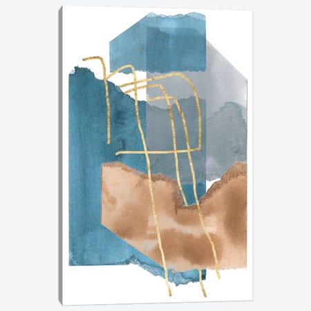 Matter Dissolving III Canvas Print #WNG734} by Melissa Wang Canvas Art Print
