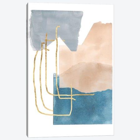 Matter Dissolving IV Canvas Print #WNG735} by Melissa Wang Canvas Print