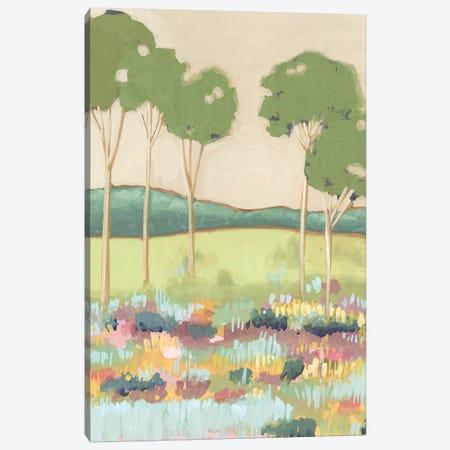 Shades of Trees II Canvas Print #WNG756} by Melissa Wang Canvas Print