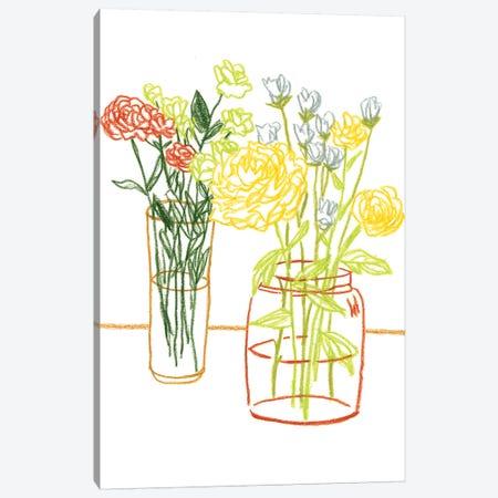 Starting Fresh II Canvas Print #WNG758} by Melissa Wang Canvas Wall Art