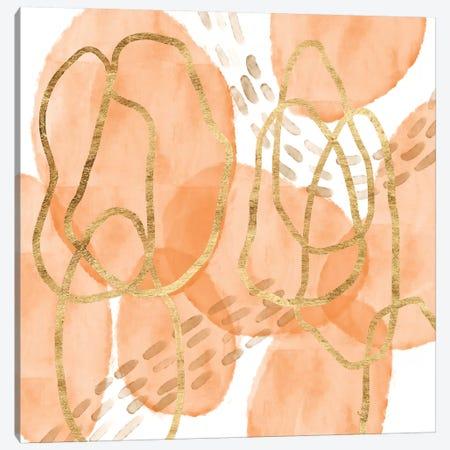 Sunset Drift III Canvas Print #WNG767} by Melissa Wang Canvas Art