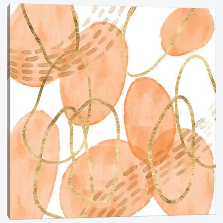 Sunset Drift IV Canvas Print #WNG768} by Melissa Wang Canvas Art Print