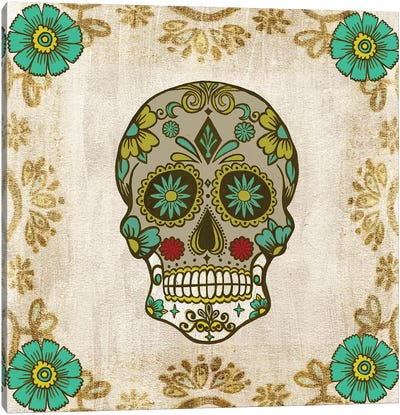 Day of the Dead I Canvas Art Print