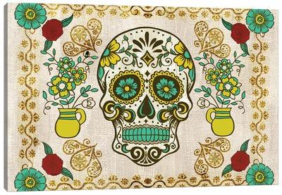 Dia de los Muertos Collection A Canvas Art Print