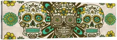 Dia de los Muertos Collection D Canvas Art Print