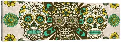 Dia de los Muertos Collection D Canvas Art Print