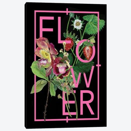 Floral Inspiration I Canvas Print #WNG81} by Melissa Wang Art Print