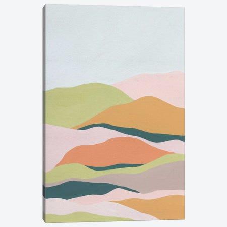 Cloud Layers III Canvas Print #WNG836} by Melissa Wang Canvas Wall Art
