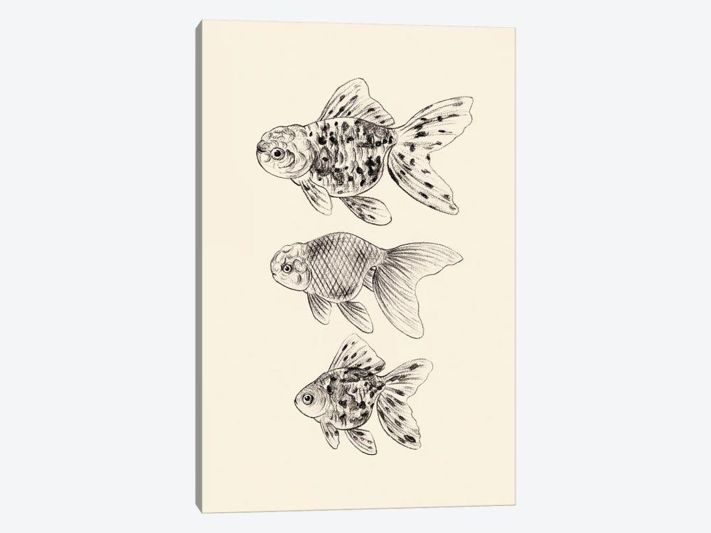 Goldfish II by Melissa Wang 1-piece Art Print
