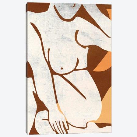Heat IV Canvas Print #WNG868} by Melissa Wang Canvas Wall Art