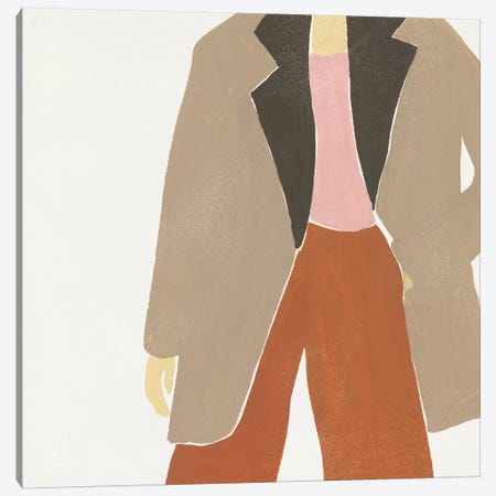 Herself III Canvas Print #WNG871} by Melissa Wang Canvas Art Print