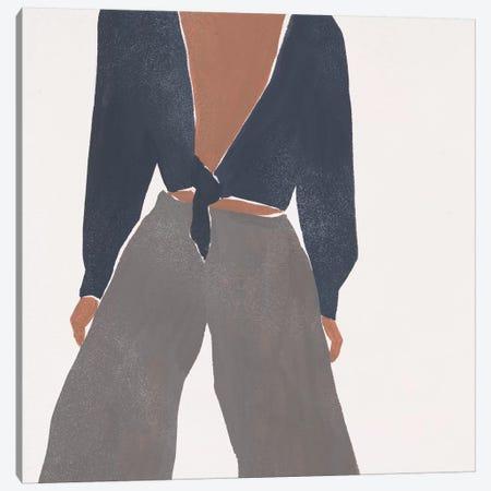 Herself IX Canvas Print #WNG873} by Melissa Wang Art Print