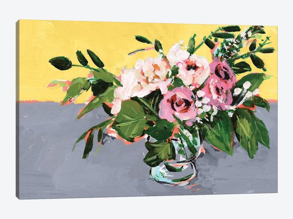 Natural Bouquet I by Melissa Wang 1-piece Canvas Art