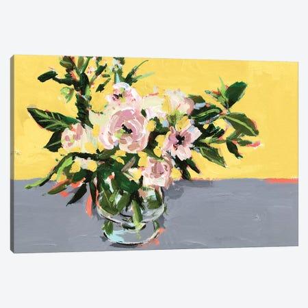 Natural Bouquet II Canvas Print #WNG906} by Melissa Wang Canvas Wall Art