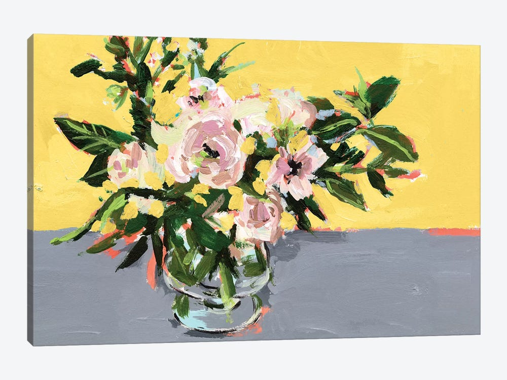 Natural Bouquet II by Melissa Wang 1-piece Canvas Print