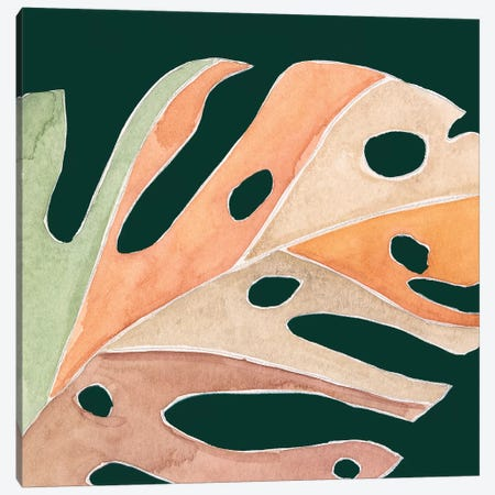 Palm Grove I Canvas Print #WNG911} by Melissa Wang Canvas Artwork