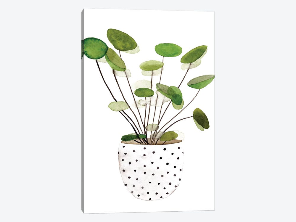 Plant in a Pot II by Melissa Wang 1-piece Art Print