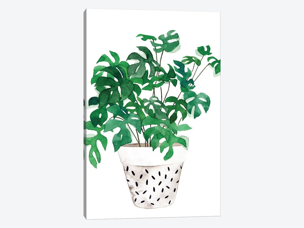 Plant in a Pot IV by Melissa Wang 1-piece Art Print