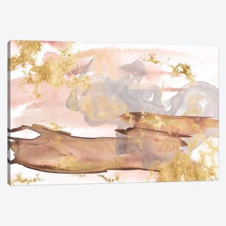 Shadows of Dawn I Canvas Print #WNG938} by Melissa Wang Canvas Art