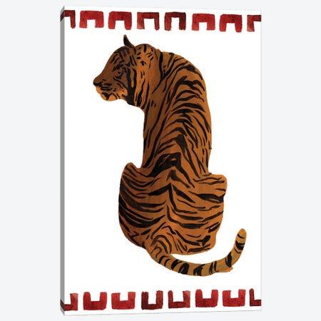 Asian Tiger I Canvas Print #WNG968} by Melissa Wang Canvas Print