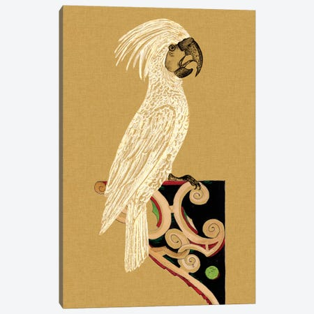 Bird Impression I Canvas Print #WNG970} by Melissa Wang Canvas Art
