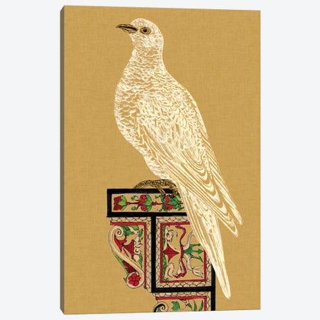 Bird Impression II Canvas Print #WNG971} by Melissa Wang Canvas Artwork