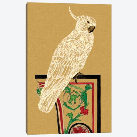 Bird Impression III Canvas Print #WNG972} by Melissa Wang Canvas Art