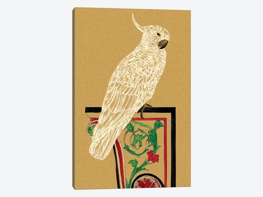Bird Impression III by Melissa Wang 1-piece Canvas Wall Art