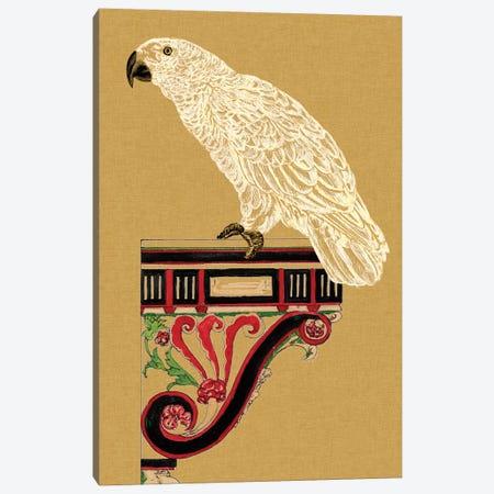 Bird Impression IV Canvas Print #WNG973} by Melissa Wang Canvas Art