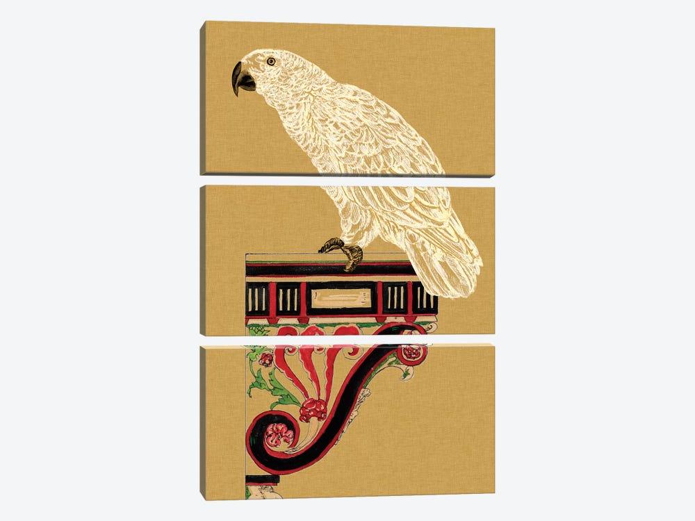Bird Impression IV by Melissa Wang 3-piece Art Print