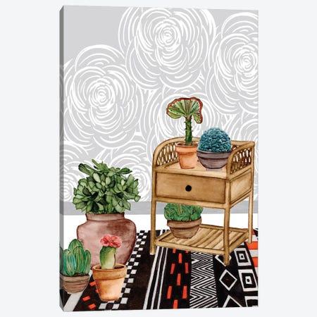 Desert Weavers II Canvas Print #WNG981} by Melissa Wang Art Print