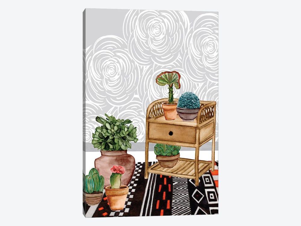 Desert Weavers II by Melissa Wang 1-piece Canvas Artwork