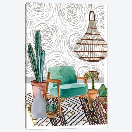 Desert Weavers III Canvas Print #WNG982} by Melissa Wang Art Print