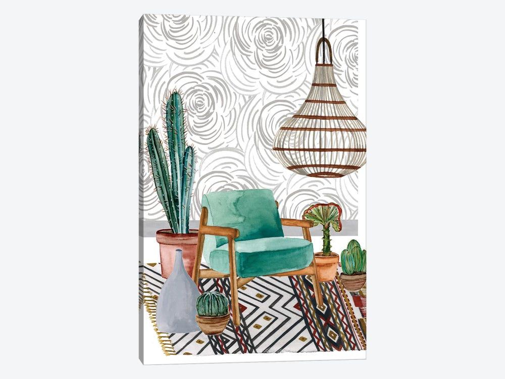 Desert Weavers III by Melissa Wang 1-piece Art Print
